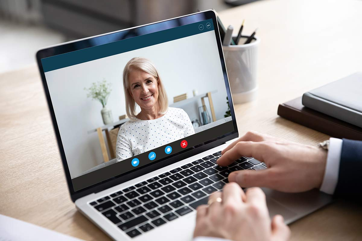 How To Reach Clients When You Can't Meet In Person
