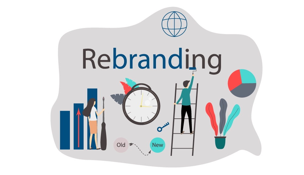 Ready For A Rebrand?
