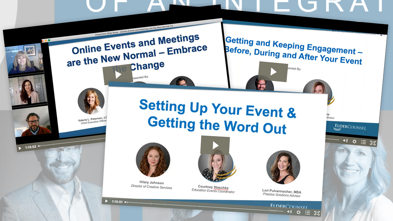 How To Create And Host Online Events